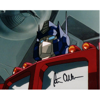 """Peter Cullen Autographed 8""""x10"""" (Transformers)"""
