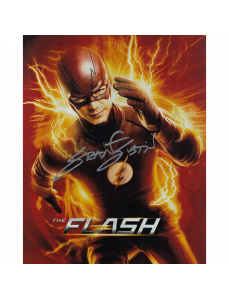 "Grant Gustin Autographed 8""x10"" (The Flash)"