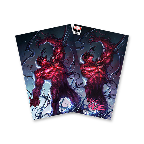 Absolute Carnage #1 Inhyuk Lee Exclusive Combo Pack (includes Virgin edition Ltd 1000)
