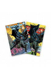 Detective Comics #27 Convention Exclusive Combo Pack