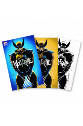 Hunt For Wolverine #1 Convention Exclusive Combo Pack