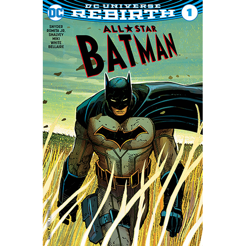 All-Star Batman #1 Fan Expo Edition