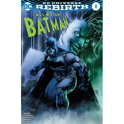 All-Star Batman #8 Fan Expo Edition