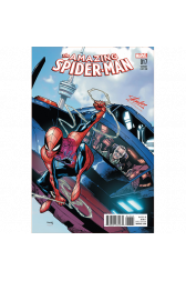 Amazing Spider-Man #17 Fan Expo Stan Lee Collectables Edition