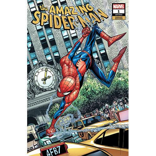 Amazing Spider-Man #1 Convention Exclusive