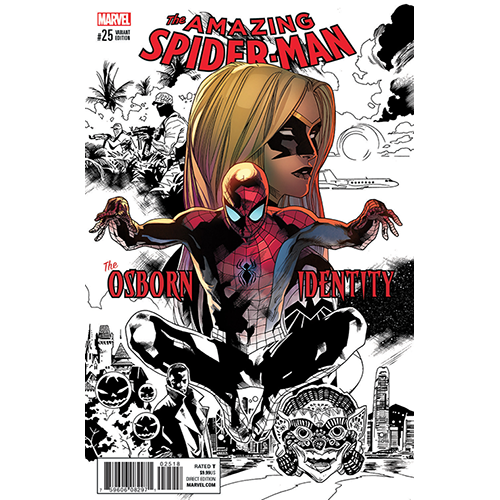 Amazing Spider-Man #25 Fan Expo Edition