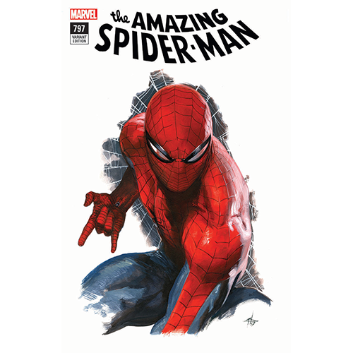 Amazing Spider-Man #797 Convention Exclusive