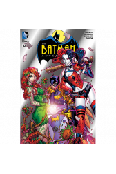 Batman Adventures #12 Fan Expo Holofoil Edition