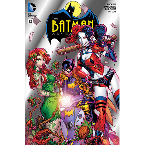 Batman Adventures #12 Fan Expo Holofoil Edition