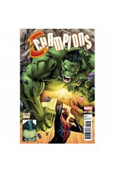 Champions #1 Fan Expo Edition