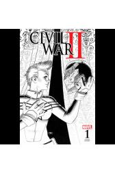 Civil War II #1 Fan Expo Sketch Edition