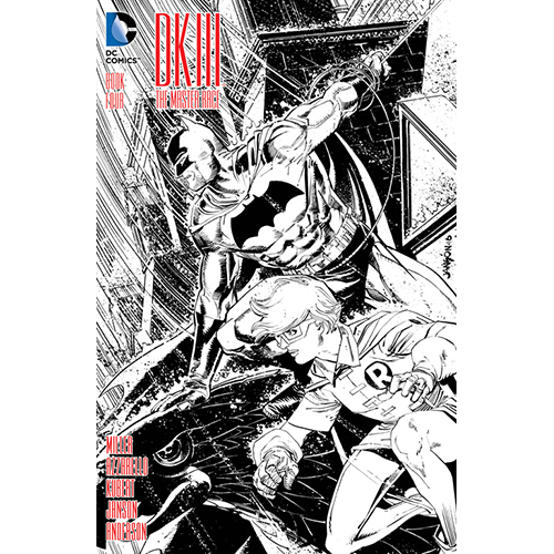 Dark Knight III: Master Race #4 Fan Expo Edition