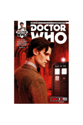 Doctor Who 11th Doctor #1 (Limited Edition)