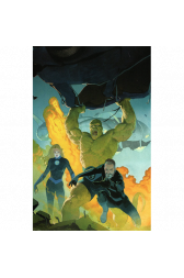 Fantastic Four #1 1:100 Esad Ribic Virgin Retailer Incentive