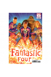 Fantastic Four #1 1:50 Alex Ross Retailer Incentive