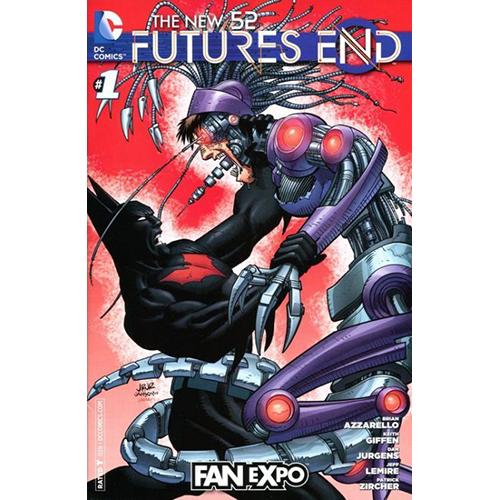 Batman Futures End #1 (Limited Edition)