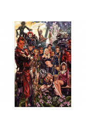 House Of X #1 1:500 Mark Brooks Retailer Incentive
