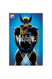Hunt For Wolverine #1 Convention Exclusive