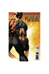 Hunt For Wolverine #1 1:50 Mike Deodato Retailer Incentive
