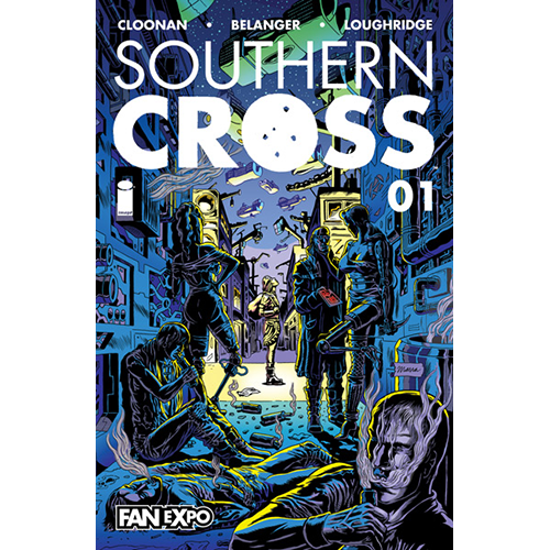 Southern Cross #1 (Limited Edition)