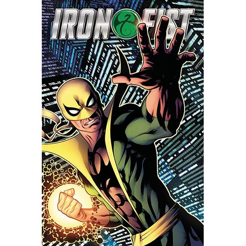 Iron Fist #1 Fan Expo Edition
