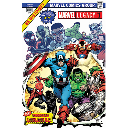 Marvel Legacy #1 Convention Exclusive