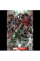 Marvel Legacy #1 1:50 Alex Ross Color Retailer Incentive