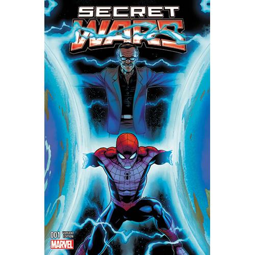 Secret Wars #1 (Limited Edition)