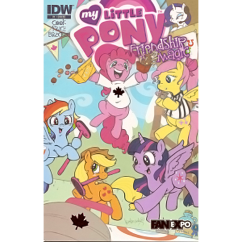 My Little Pony: Friendship is Magic #1 (Limited Edition)