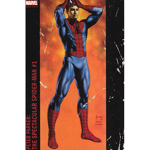 Peter Parker: The Spectacular Spider-Man #1 Boston Comic Con Edition