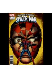 Peter Parker: The Spectacular Spider-Man #1 1:25 Cassaday Retailer Incentive