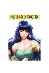 Robotech #1 Boston Comic Con Foil Edition