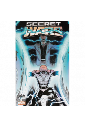 Secret Wars #1 (Limited Edition) Sketch/Fade Cover