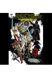 Star Wars Adventures #1 Convention Exclusive