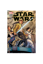 Star Wars #1 Joe Quesada 1:100 Retailer Variant