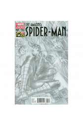 The Amazing Spider-Man #1 Alex Ross 1:300 Retailer Sketch Variant