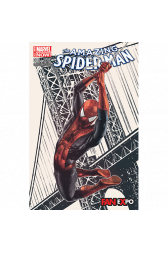 The Amazing Spider-Man #1 Mico Suayan Partial Sketch Cover (Limited Edition)