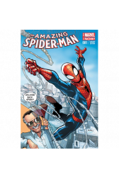 The Amazing Spider-Man #1 Humberto Ramos Cover (Limited Edition)