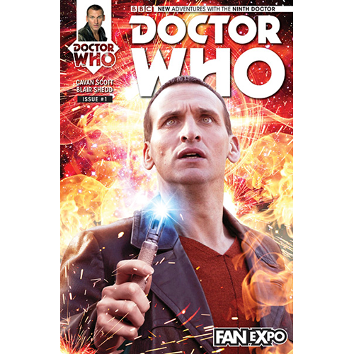 Doctor Who: The Ninth Doctor #1 (Limited Edition)