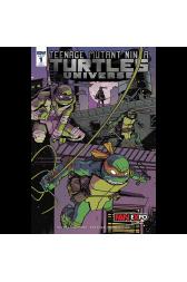 Teenage Mutant Ninja Turtles Universe #1 Fan Expo Edition