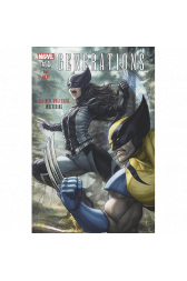 Generations: All New Wolverine Wolverine #1 Convention Exclusive