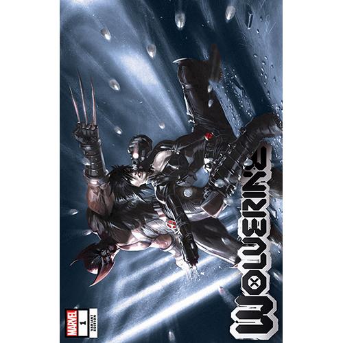 Wolverine #1 Gabriele Dell'Otto Exclusive