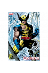 Wolverine #1 Jim Lee 1:100 Retailer Incentive