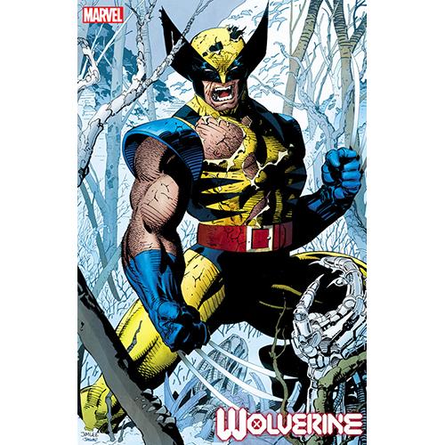 Wolverine #1 Jim Lee 1:100 Retailer Incentive