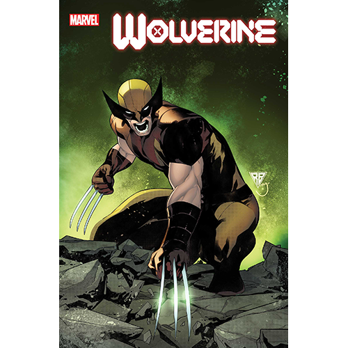 Wolverine #1 Silva 1:25 Retailer Incentive