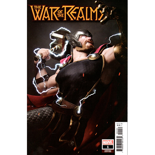 The War Of The Realms #1 1:25 Victor Hugo Retailer Incentive