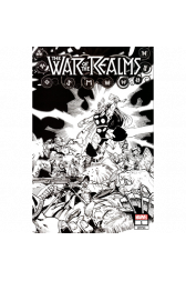 The War Of The Realms #1 1:500 Walter Simonson Retailer Incentive