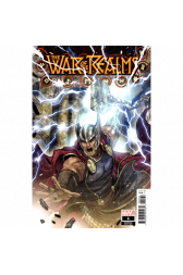 The War Of The Realms #1 1:50 Sana Takeda Retailer Incentive
