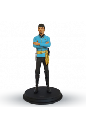Mirror Spock Statue Exclusive
