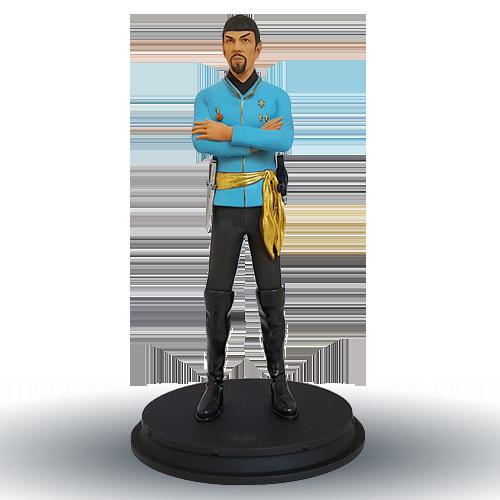 Mirror Spock Statue Exclusive